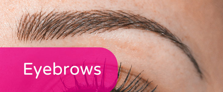 Eyebrows treatment link