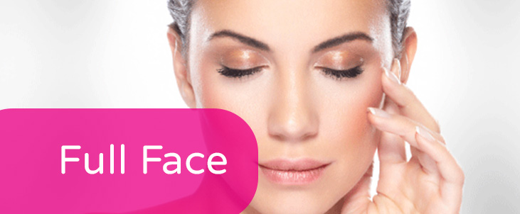 Full face treatment link