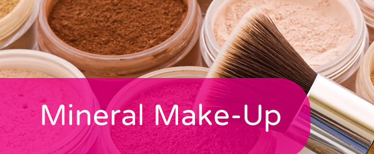 Mineral Make-Up treatment link